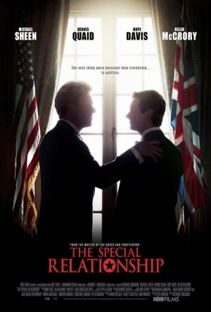 The Special Relationship Film Poster