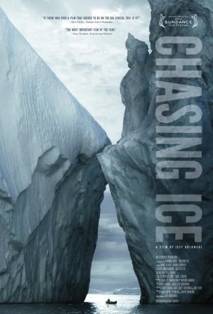 Chasing Ice Film Poster