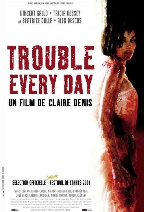 Trouble Every Day Film Poster