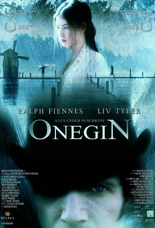 Onegin Film Poster