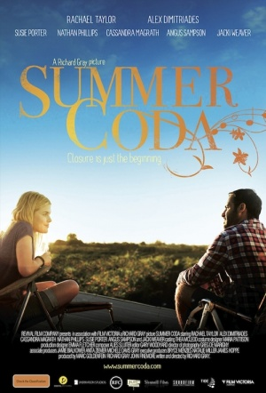 Summer Coda Film Poster