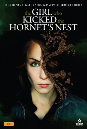 The Girl Who Kicked the Hornets' Nest Film Poster