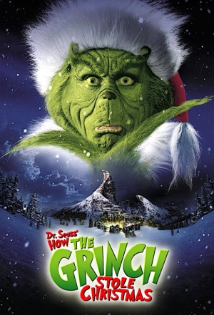 How the Grinch Stole Christmas (2000) Film Poster