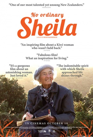 No Ordinary Sheila Film Poster