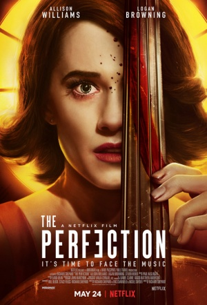 The Perfection Film Poster