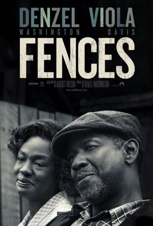 Fences Film Poster