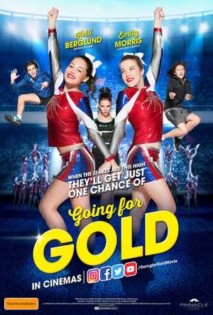 Going For Gold Film Poster