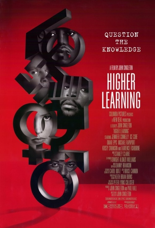 Higher Learning Film Poster