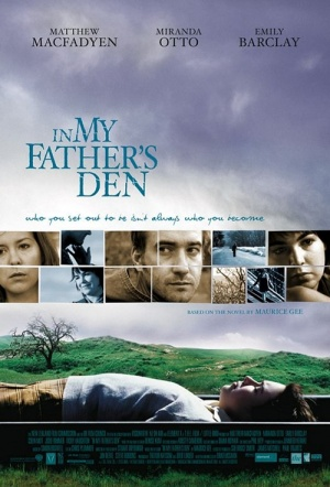 In My Father's Den Film Poster