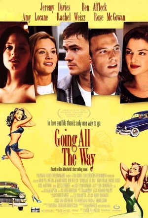 Going All the Way Film Poster