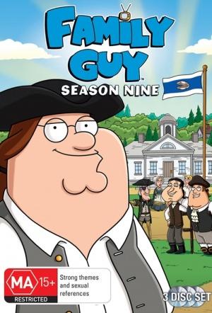 Family Guy: Season 9