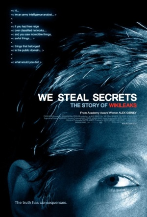 We Steal Secrets: The Story of WikiLeaks Film Poster
