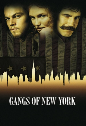Gangs of New York Film Poster