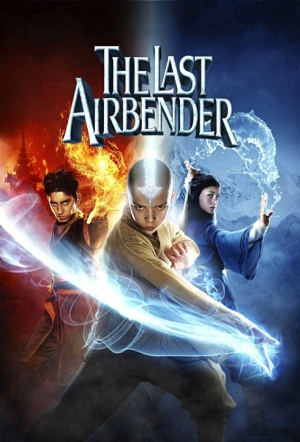 The Last Airbender Film Poster