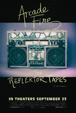 Arcade Fire: The Reflektor Tapes Film Poster
