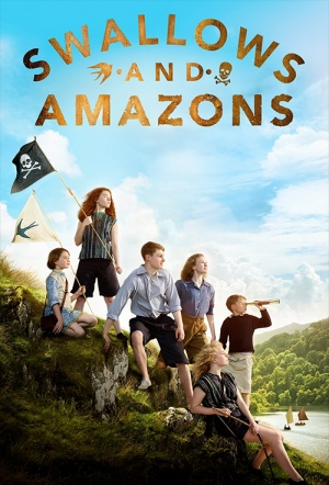 Swallows and Amazons Film Poster