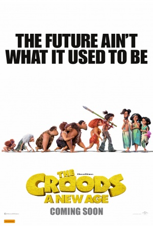 The Croods: A New Age 3D