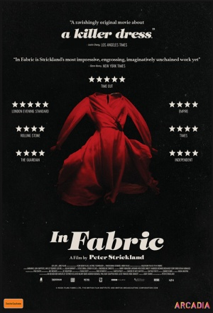 In Fabric Film Poster