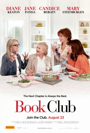 Book Club Film Poster