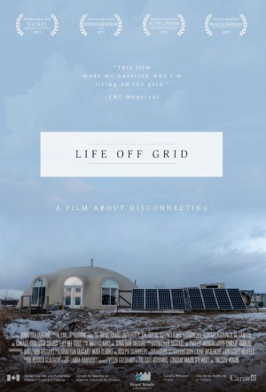 Life Off Grid Film Poster