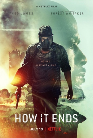How it Ends Film Poster