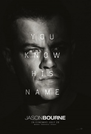 Jason Bourne Film Poster