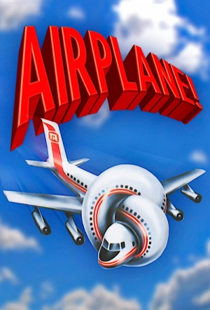 Airplane! Film Poster
