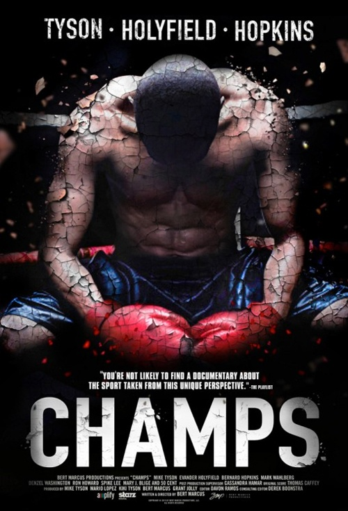Champs Film Poster