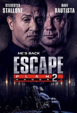 Escape Plan 2: Hades Film Poster