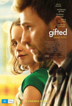 Gifted Film Poster