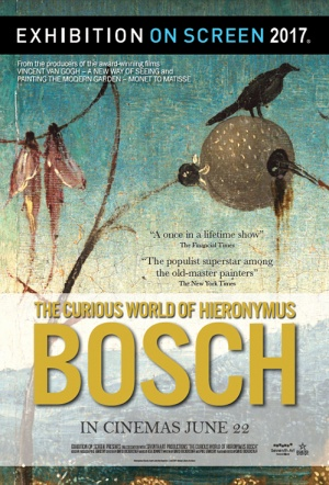 Exhibition on Screen: The Curious World of Hieronymus Bosch Film Poster