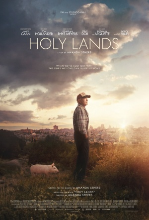 Holy Lands Film Poster