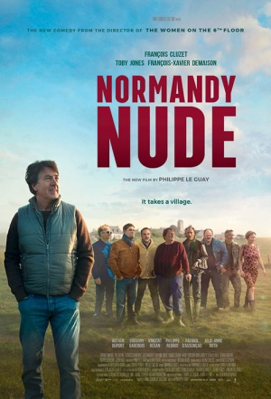 Normandy Nude Film Poster