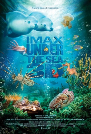 Under the Sea 3D Film Poster