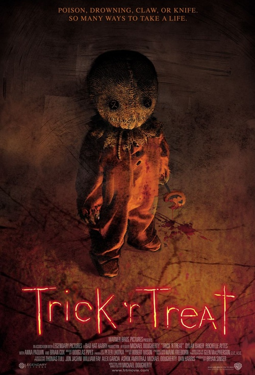 Trick 'r Treat Film Poster
