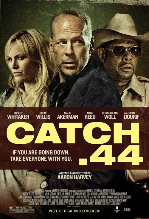 Catch .44 Film Poster