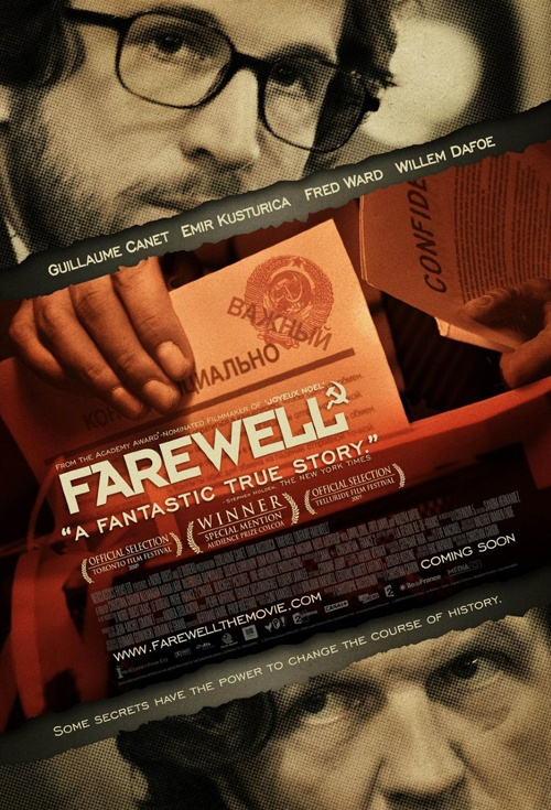 Farewell Film Poster