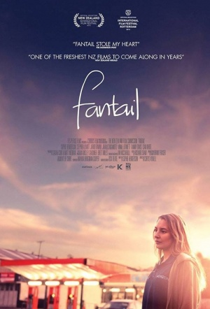 Fantail Film Poster