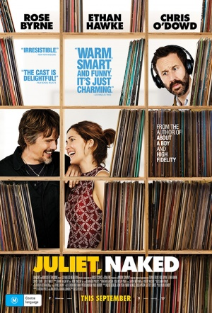 Juliet, Naked Film Poster