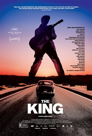 The King (2017) Film Poster
