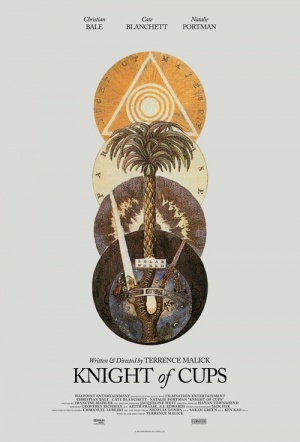Knight of Cups Film Poster