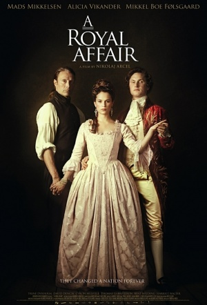 A Royal Affair Film Poster