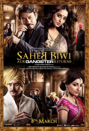 Saheb Biwi Gangster Returns