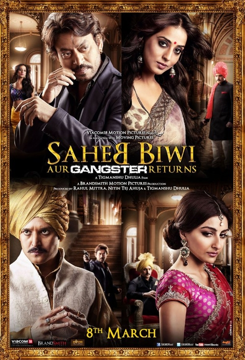 Saheb Biwi Gangster Returns