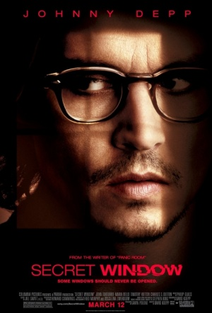 Secret Window Film Poster