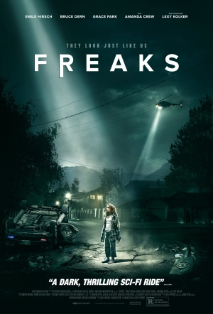 Freaks (2018) Film Poster