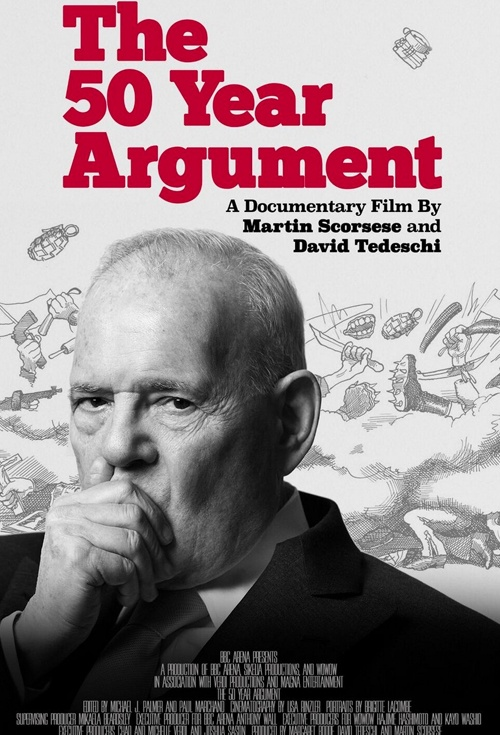 The 50 Year Argument Film Poster