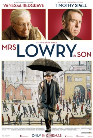 Mrs. Lowry & Son Film Poster