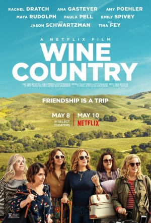 Wine Country Film Poster