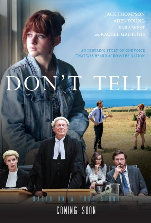 Don't Tell Film Poster